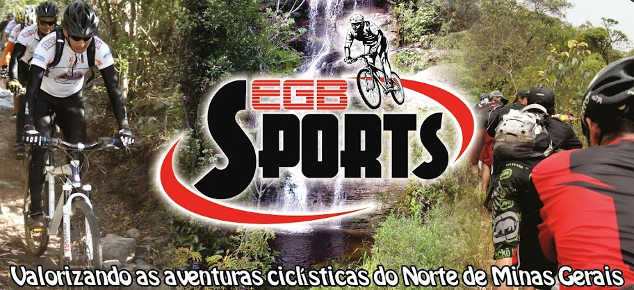 EGB SPORTS - Valorizando as aventuras ciclísticas do Norte de Minas Gerais