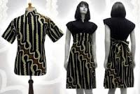 desain baju batik solo