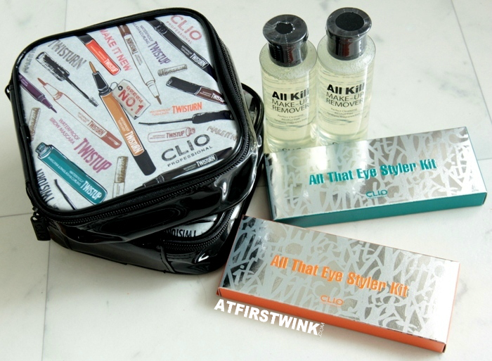 Clio purchases and freebies