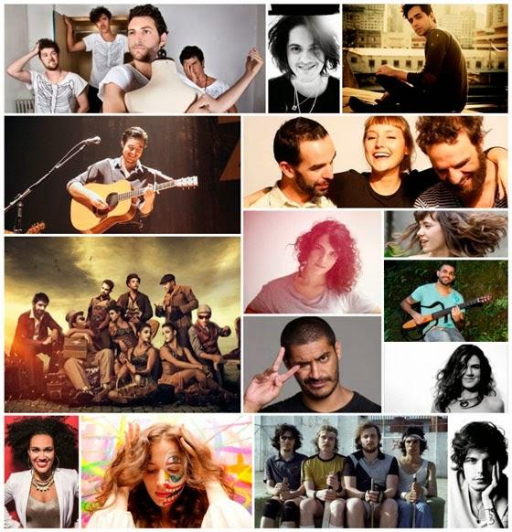 A Nova Música Brasileira - nova MPB - blog Candria Riviera