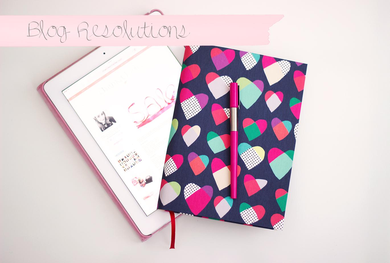 Blogging Resolutions, Blogging Resolutions 2015