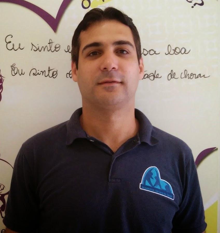 Educador Físico Paulo Roberto