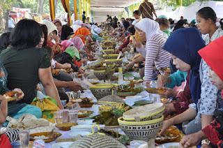 Makanan Khas Indonesia Daerah Lampung - nyeruit