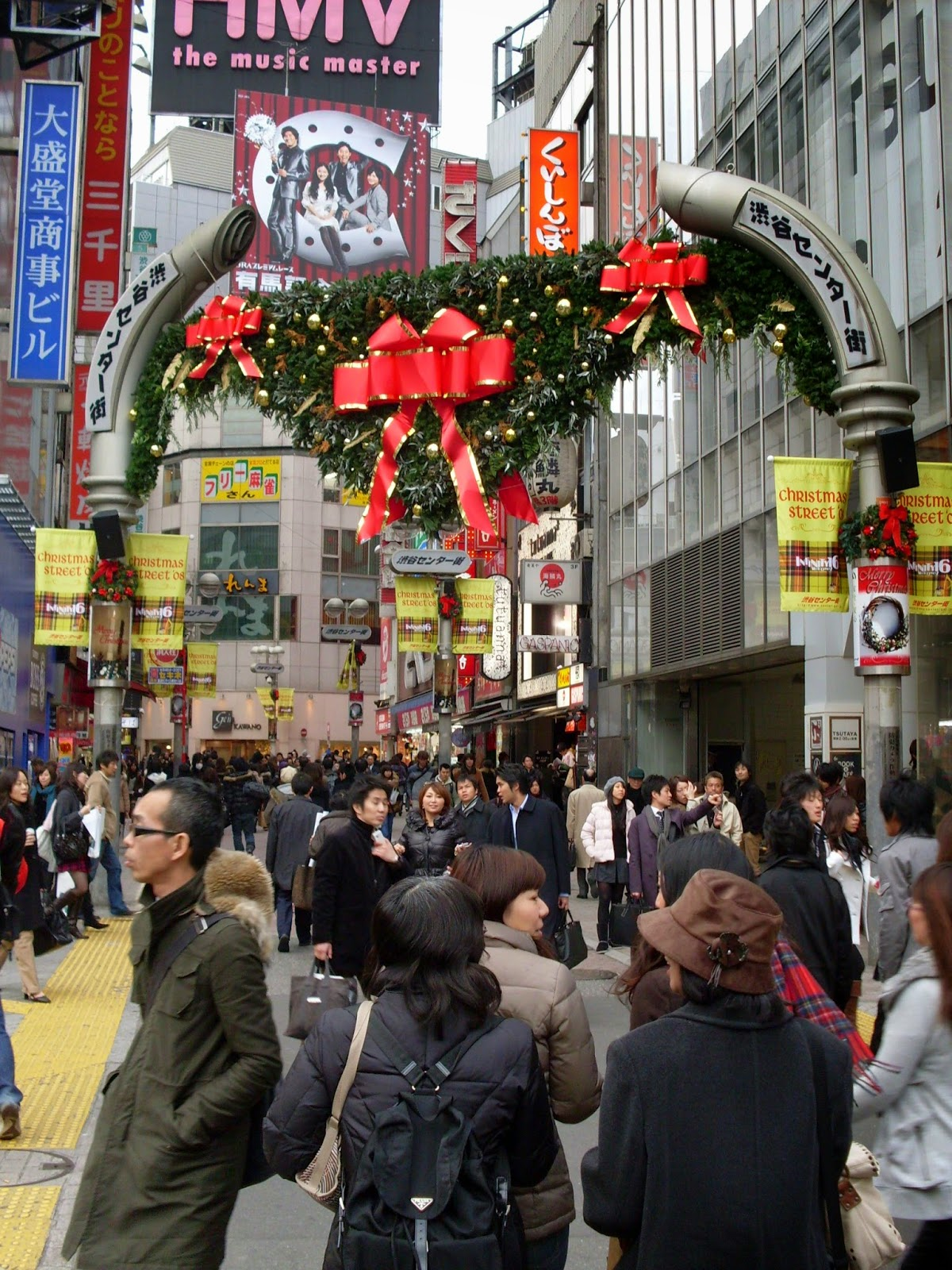 Tokyo Tokio Christmas