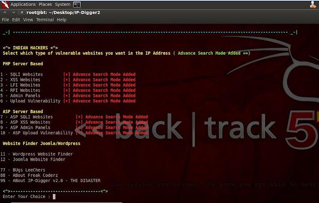IP-Digger v 2.0