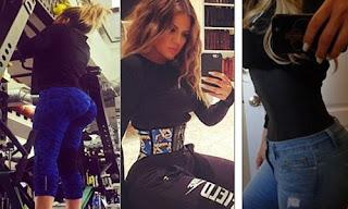 Como Kloe Kardashian logro tan pequeña cintura