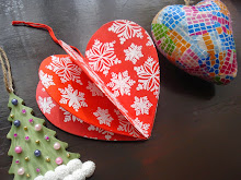 MY NEXT WORKSHOP - Festive Tree Decorations