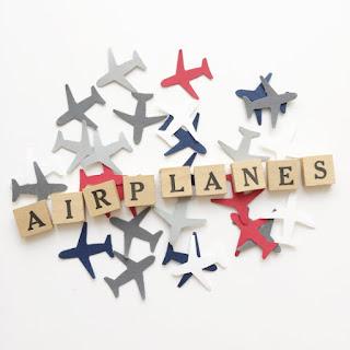 Airplane Party Confetti