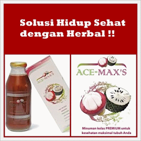 Obat Herbal Ace Maxs