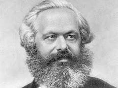 Engels despide a Marx