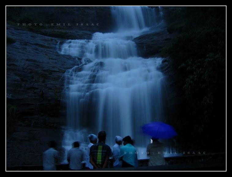 kothamgalam to adimali, Chiyaparafalls