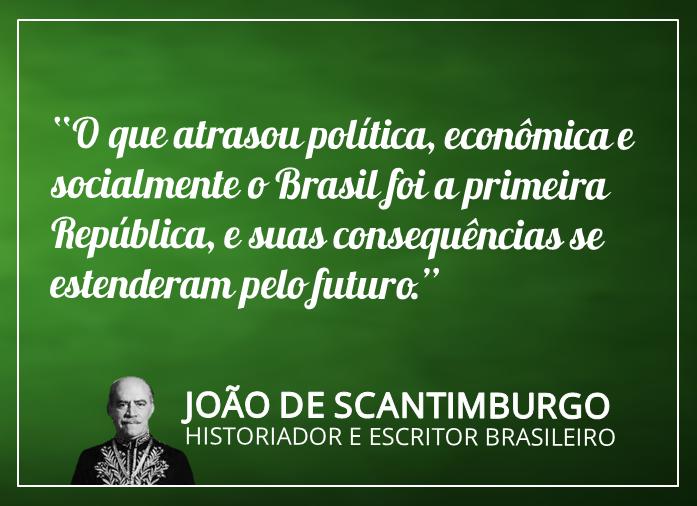 O Primeiro Estado de Exceção da História do Brasil