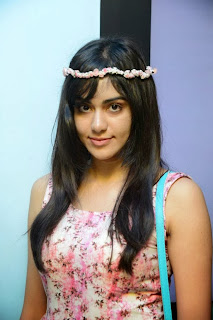 Actress Adah Sharma Pictures in Floral Dress at Satya 2 Premiere Show  0002