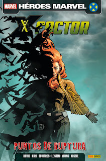 X-FACTOR VOL 2 # 05 PUNTOS DE RUPTURA