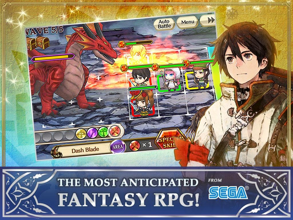 Download Mod Game Chain Chronicle RPG Apk