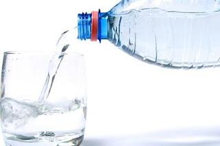 água para simpatias
