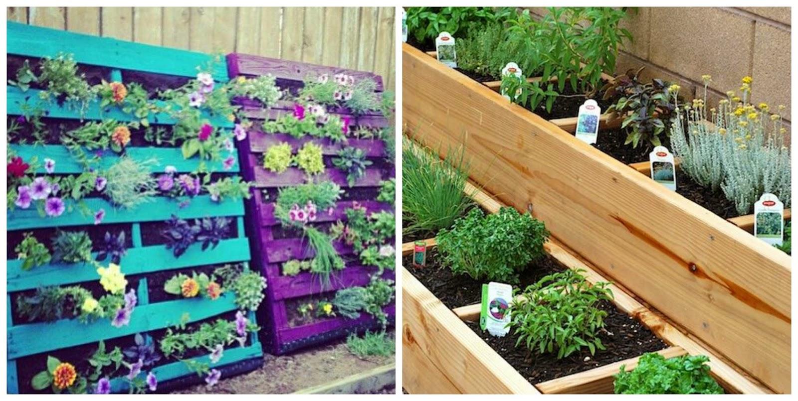 Recursos actividades y materiales sobre la naturaleza for Hacer un huerto en el jardin