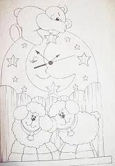 desenhos de carneirinhos para pintar
