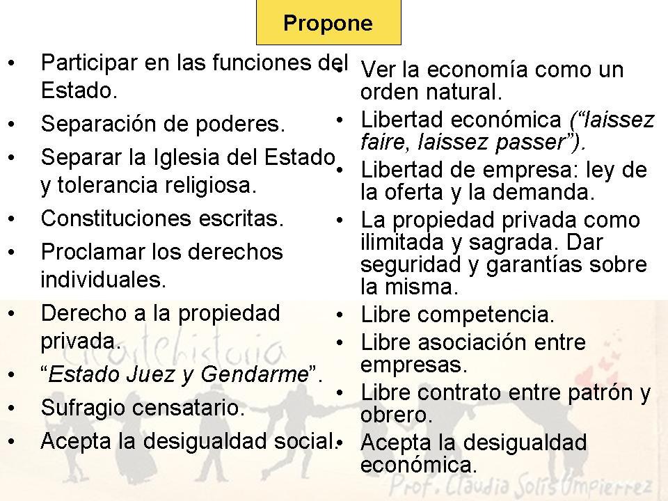 Liberalismo ideas principales 1 bachillerato - Diferencia entre arquitectura moderna y contemporanea ...