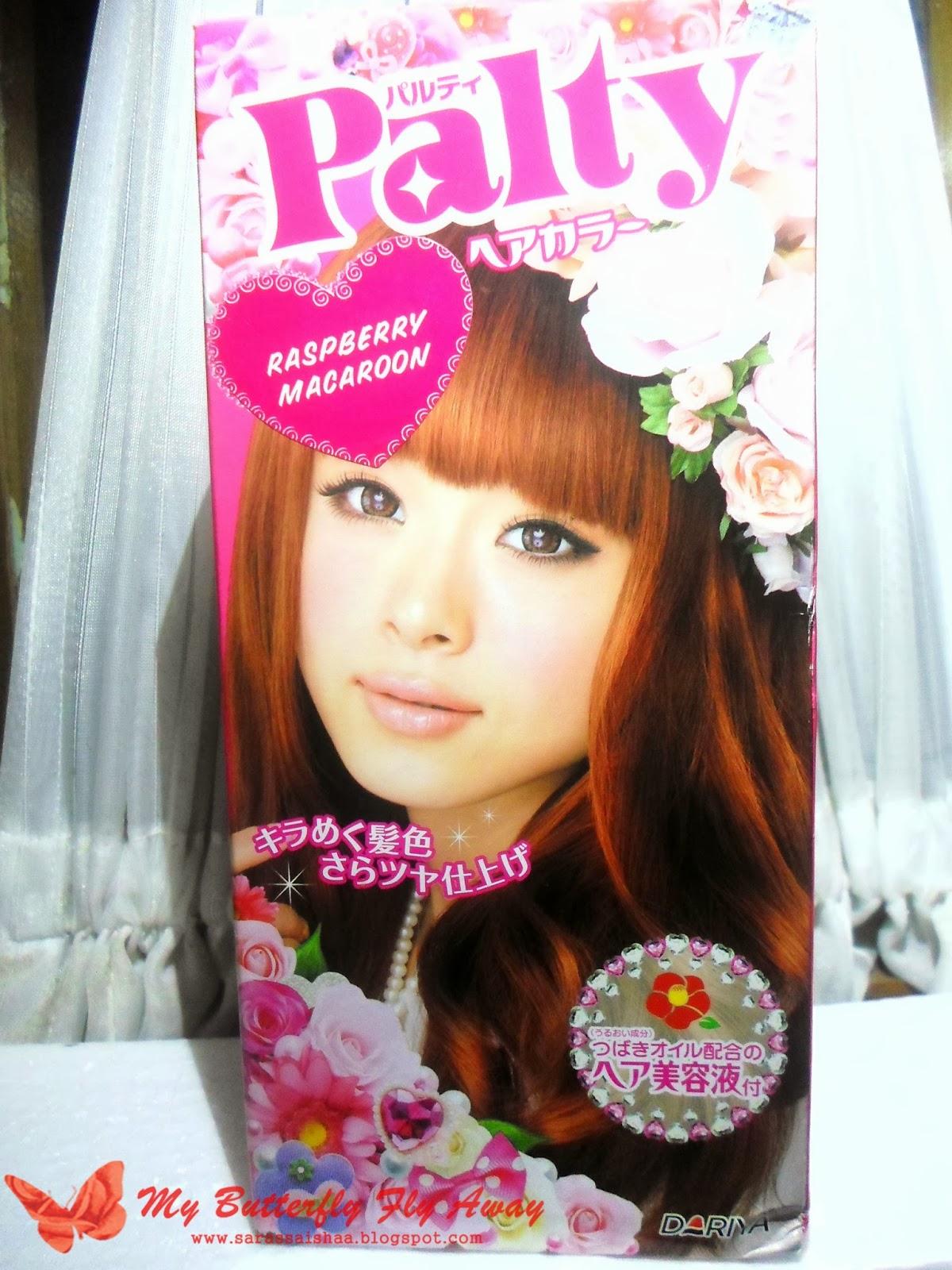 Palty jelly hair color english instructions best hair color kawaii beauty palty hair dye by dariya philippines nvjuhfo Choice Image