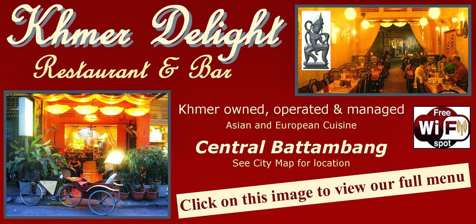 Khmer Delight Battambang
