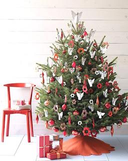 Lindas Ideas Para Decorar El ÁRbol De Navidad   Tendenias 2012