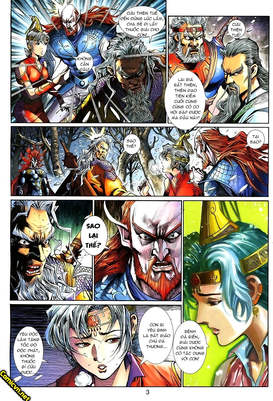Thần binh huyền kỳ 3 - 3.5 Chapter 88 - Hamtruyen.vn