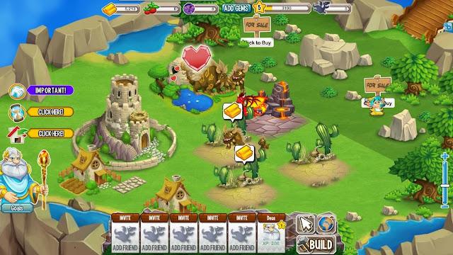Dragon City Level Atlama Hilesi