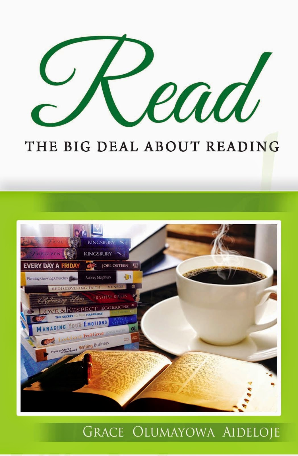 READ - The Big Deal About Reading