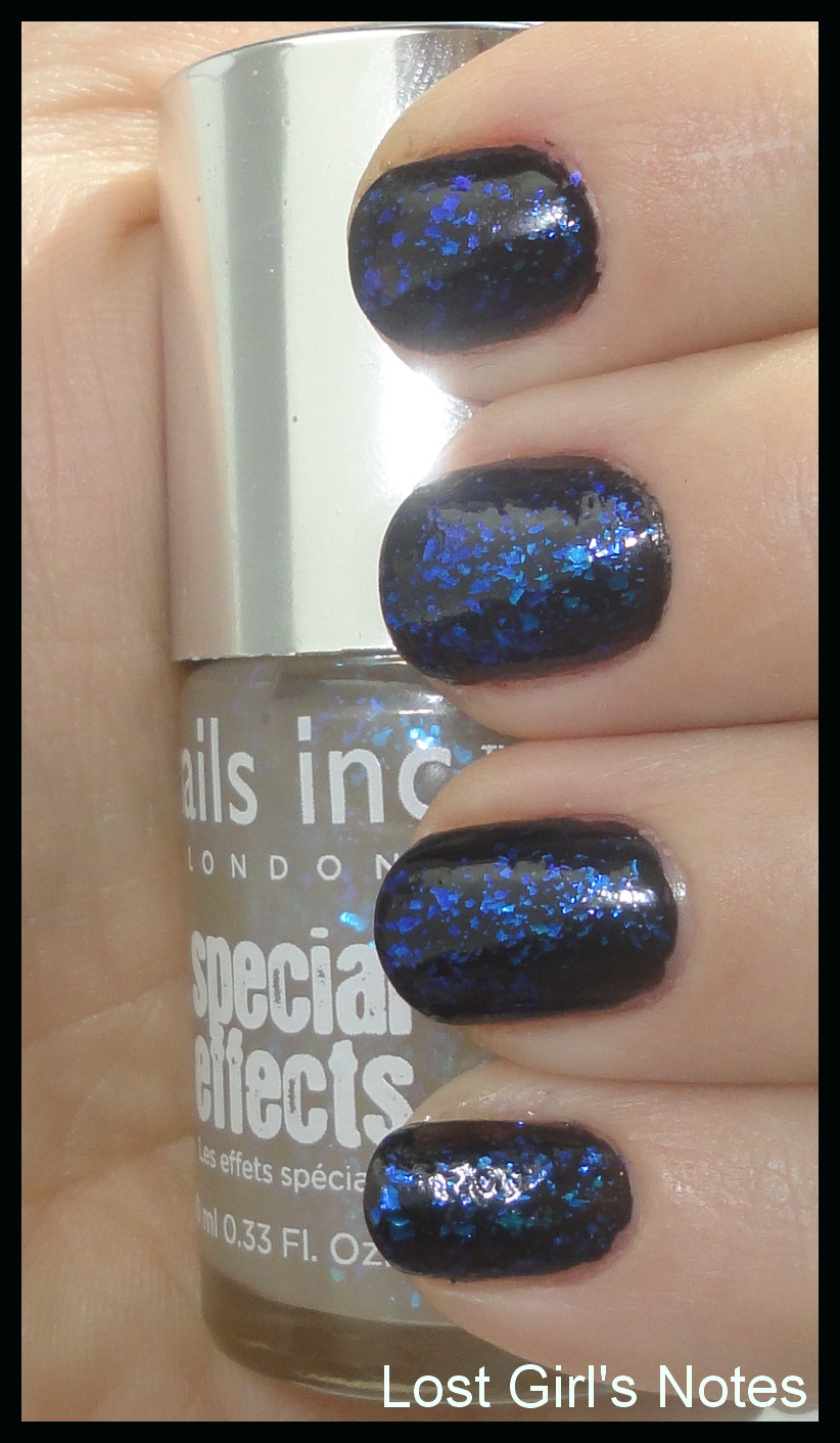 Nails Inc The Old Vic Collection Swatches And Review