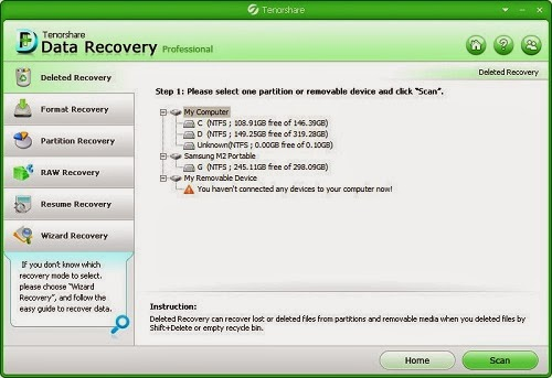 Tenorshare+Data+Recovery+Pro Tenorshare Data Recovery Pro 4.2.0.0 Build 2013.8.30