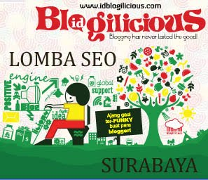 blogilicious, idblogilicious, idblognetwork, blogilicious de surabaya. blogging is delicious, blogging has never tasted good, roadblog blogilicious
