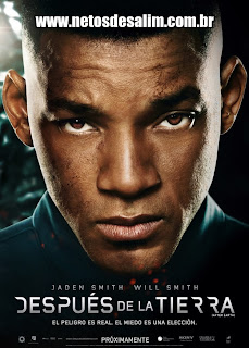 Depois da Terra Will Smith poster Depois da Terra