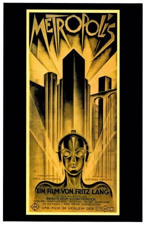 Metrópolis - Fritz Lang, 1927