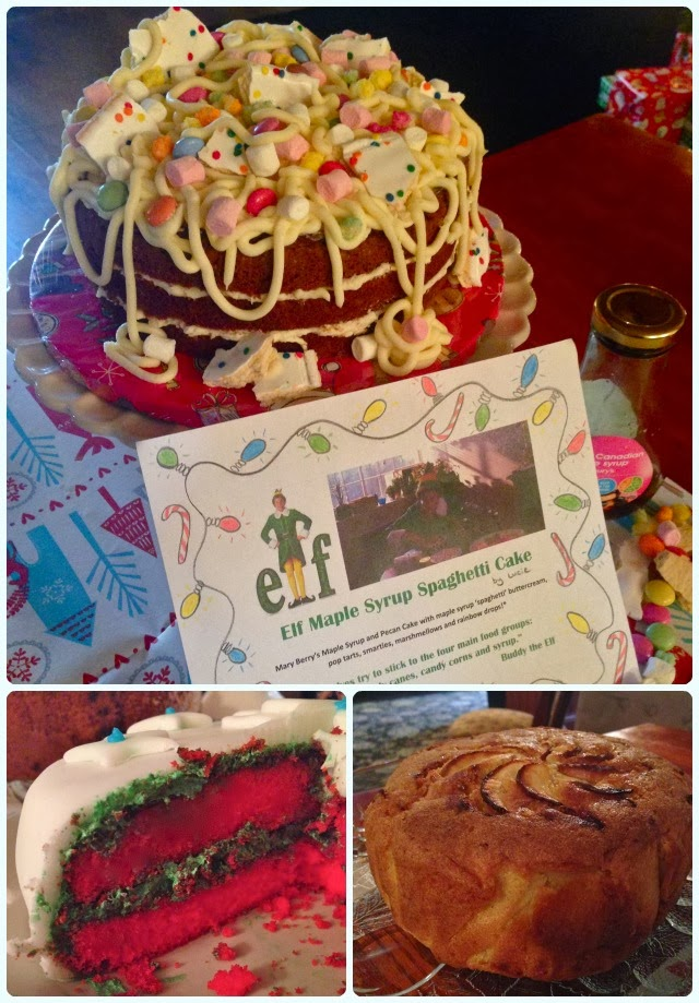 Clandestine Cake Club Bolton - Jingle Bell Rock
