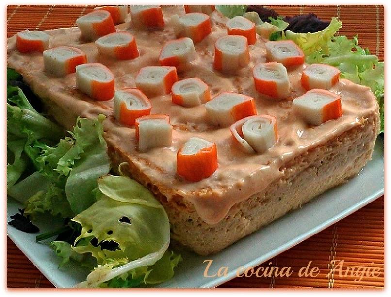 Pastel de at n al microondas recetas de cocina for Cocina al microondas