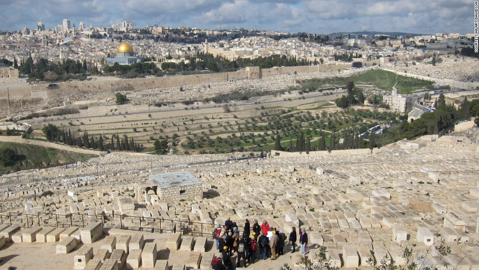 kirei tzadikim - The burial spots of the righteous - in Israel