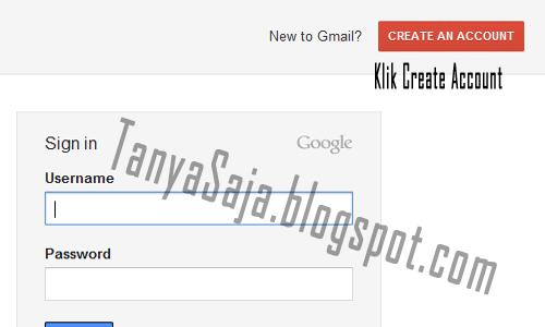 langkah-langkah membuat email, langkah membuat email di gmail