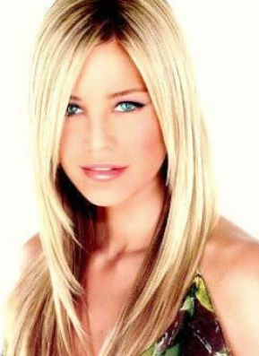 Long Straight Hair Styles For Women 2011
