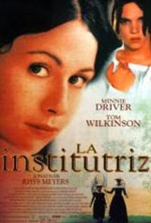 descargar La Institutriz – DVDRIP LATINO