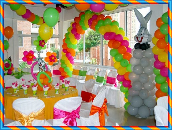 Eventos infantiles copiap for Decoracion para todo