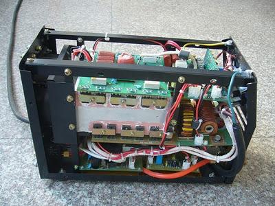cara memperbaiki mesin las dc  hub di 081293225176