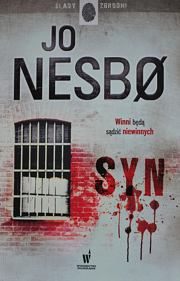 """Jo Nesbø """"Syn"""""""