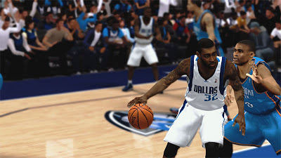 NBA 2K13 O.J. Mayo Cyberface Beard Update