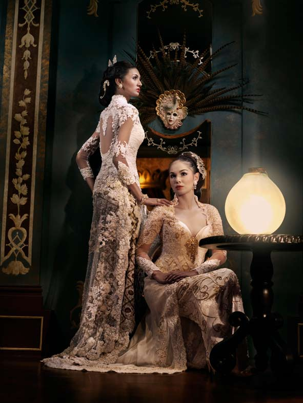 Traditional Kebaya Wedding