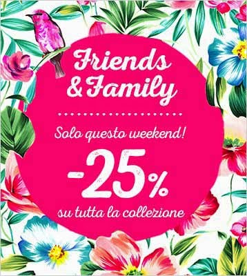 Desigual Friends & Family 2015