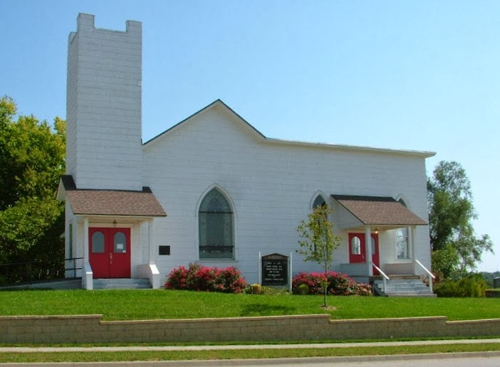 ST. MATTHEW'S EVANGELICAL LUTHERAN CHURCH