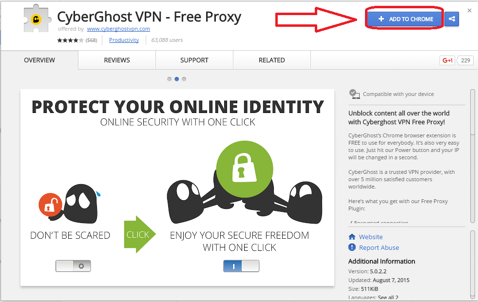 cyberghost vpn full version apk