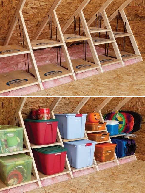 iheart organizing uheart organizing diy attic storage labels