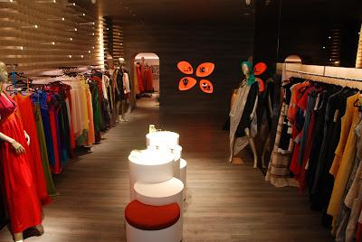 MYthology boutique in Club St, Singapore